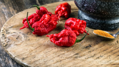Photo of Carolina Reaper – najbolj pekoč čili na svetu